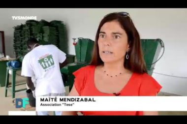 Maite Mendizabal, TESE- Engineers Without Borders