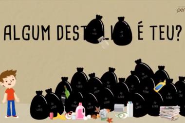 "YouTube: ""Penacova a reciclar"""