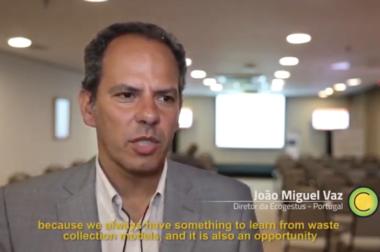 YouTube: João Miguel Vaz, Ecogestus -May, 2015