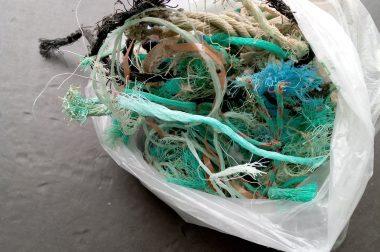 Monitoring of marine waste at Praia da Leirosa – September, 2020